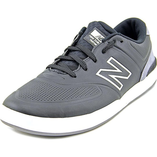 New Balance Numeric M637 Men  Round Toe Leather  Sneakers