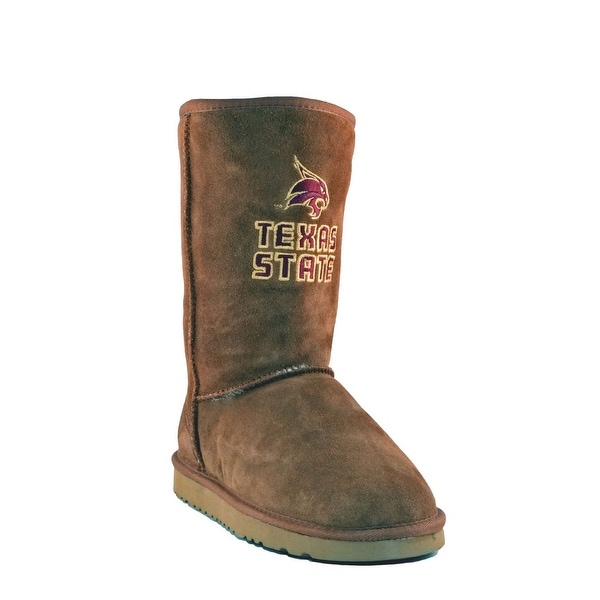 Gameday Boots Womens Texas State Bobcats Roadie Hickory SWT-RL1056-1