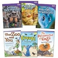 Discover Animals Books - Set of 6