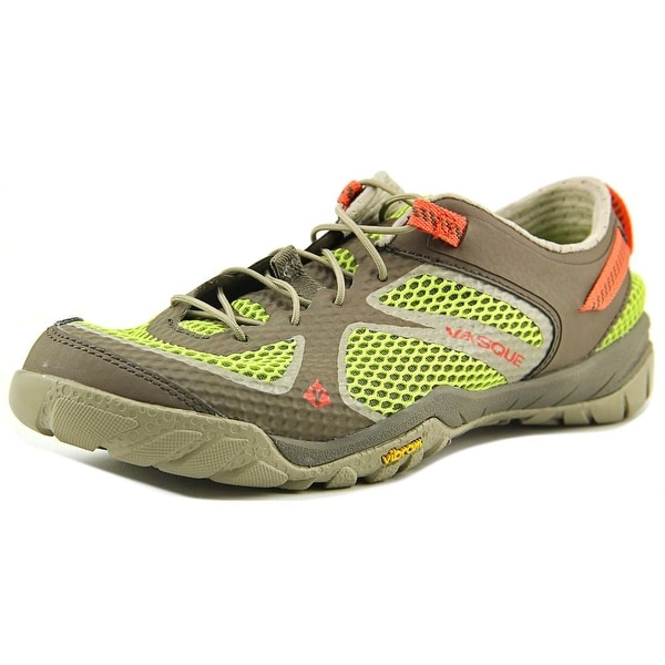 Vasque Lotic Women Round Toe Synthetic Green Running Shoe