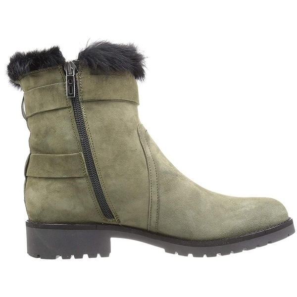 Charles David Womens Rustic Ankle Boot