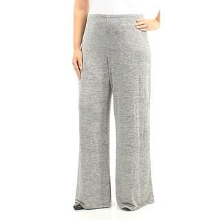 MSK $69 Womens New 1321 Silver Glitter Party Pants L B+B