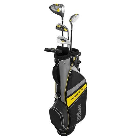 Wilson Profile Junior Medium Complete Golf Club Set (Ages 8-11)