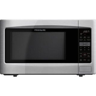 Frigidaire FFCT1278L 1.2 Cubic Foot Countertop Microwave Oven with Easy-Set Start and Effortless Convection & Grill Microwave