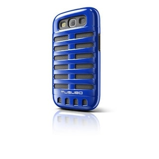 Musubo Retro Case for Samsung Galaxy S3 (Blue)