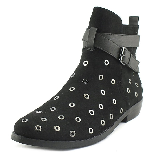 Design Lab Lord & Taylor Dylan Black Boots