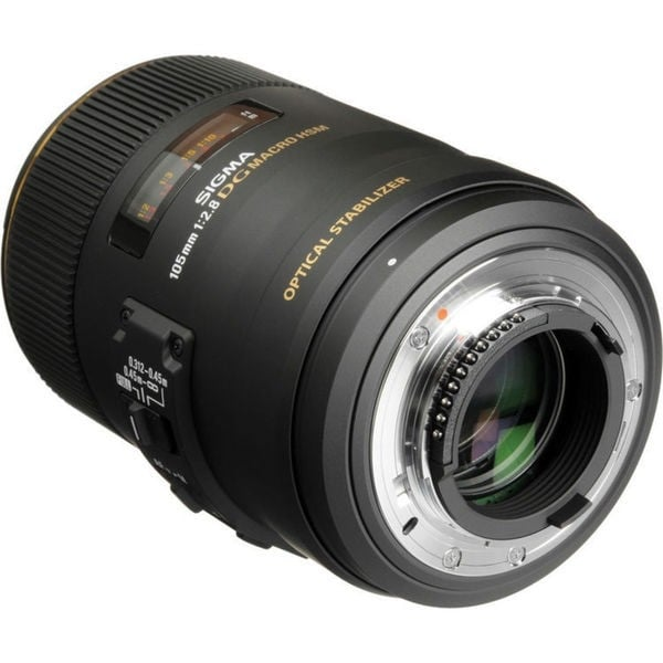 Sigma 105mm f/2.8 Macro Lens for Nikon AF Lens Bundle