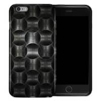 David April  Apple iPhone 6 Plus Hybrid Case - Metallic Weave