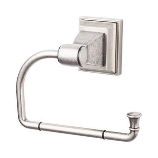 Top Knobs STK4 Stratton Bath Tissue Hook - n/a