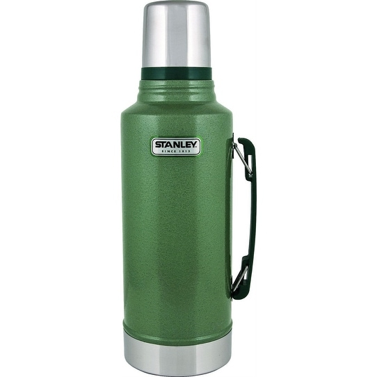Stanley 10-01289-051 Classic Bottle, 1/2 Gallon, Stainless Steel