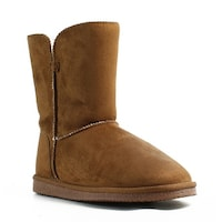 212a464559d Shop UGG Womens 1018607 Chestnut Fashion Boots Size 5 - Free ...