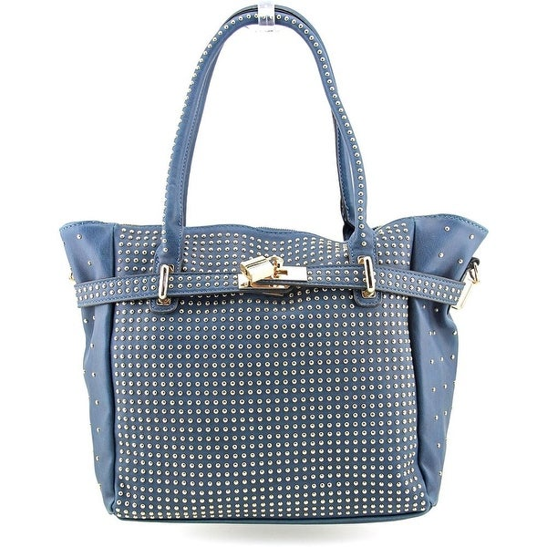 Melie Bianco Miranda Women Synthetic Shoulder Bag - Blue