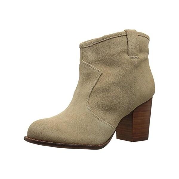 Splendid Womens Lakota Ankle Boots Suede Western