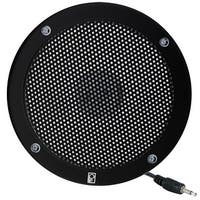 "PolyPlanar 5"" VHF Extension Speaker-Flush Mount - Black"