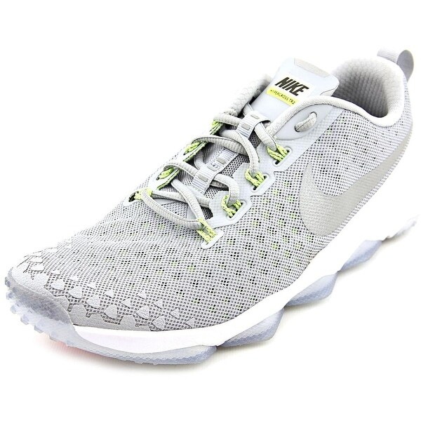 Nike Zoom Hypercross TR2 Men  Round Toe Synthetic Gray Sneakers