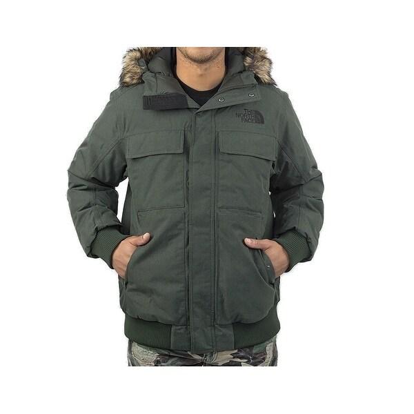 73c750136 Shop The North Face NEW Climbing Ivy Green Mens Size XL Parka Jacket ...