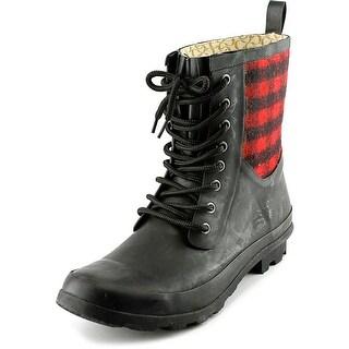 Chooka Cara Women Round Toe Synthetic Winter Boot