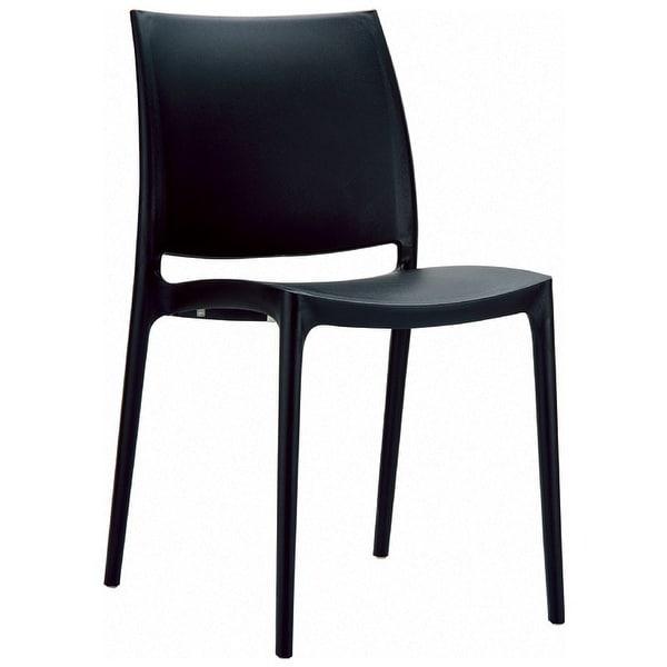 Maya Chair (Set of 2) - Black