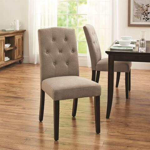 Avenue Greene Halima Tufted Dining Chair