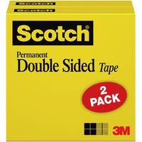 Scotch Permanent Double-Sided Tape-