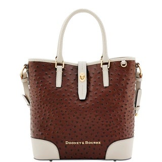 Dooney & Bourke Ostrich Embossed Leather Medium Cayden (Introduced by Dooney & Bourke at $288 in May 2017)