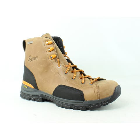 Danner Mens Stronghold Brown Work & Safety Boots Size 11.5 (2E)