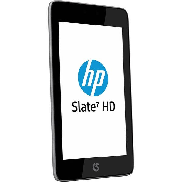 Manufacturer Refurbished - HP Slate 7 HD 3400US 7 Tablet Marvell SOC PXA986 1.2GHz 1GB 16GB Android 4.2 JB