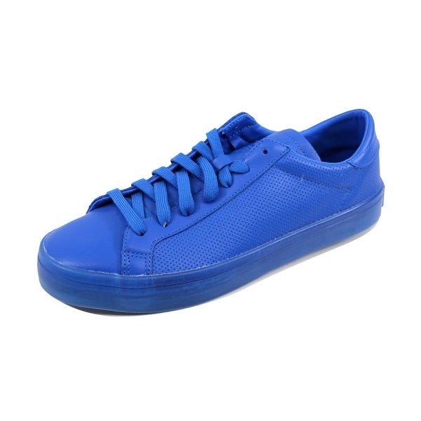 innovative design 59ea7 7d886 Adidas Menx27s Court Vantage Adicolor Blue S80252
