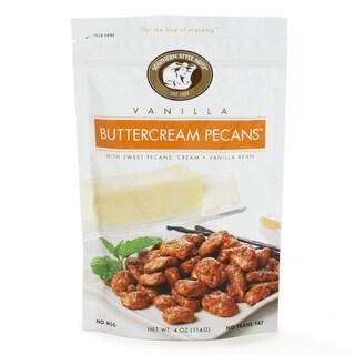 Vanilla Buttercream Pecans