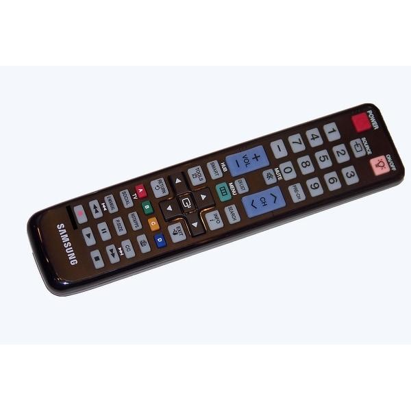 OEM Samsung Remote Control Originally Supplied With: un46d7000lfxza