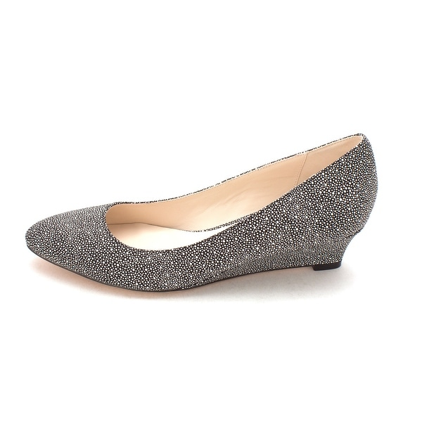 Cole Haan Womens 13A4173 Closed Toe Wedge Pumps - 6