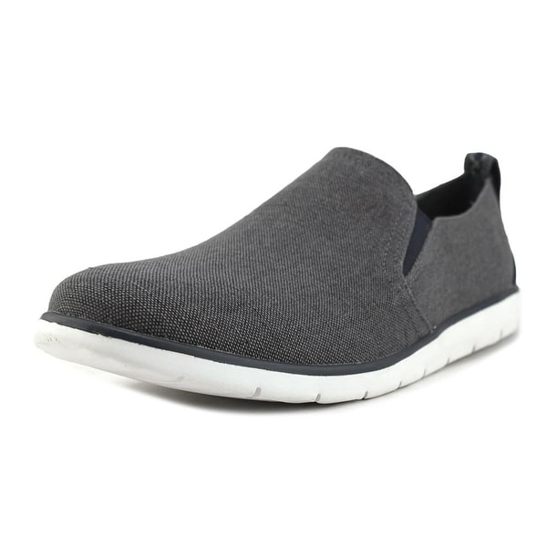 Ugg Australia Conley Men Round Toe Canvas Loafer