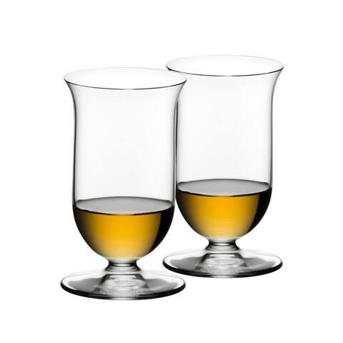 Riedel Vinum Single Malt Whiskey Glass, Set of 6