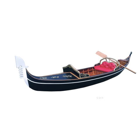 Venetian Gondola Real Boat 14