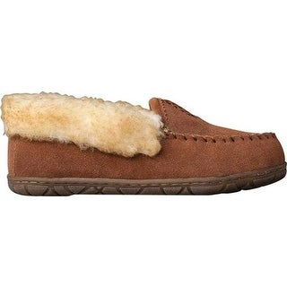 Old Friend Women S Zoey Moccasin Chocolate Brown