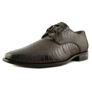 Giorgio Brutini Heath Men  Square Toe Synthetic Brown Oxford