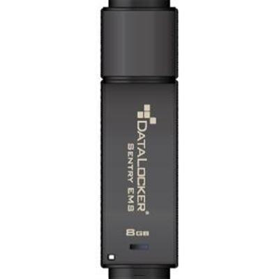 Data Locker Sems08 Sentry Ems 8Gb Flash Drive