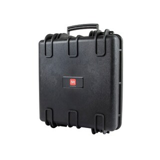 "Monoprice Weatherproof Hard Case with Customizable Foam, 14"" x 16"" x 8"""