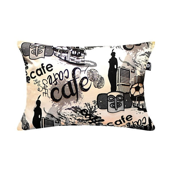 Hello Laura Romantic City Cafe decorate Slipcovers