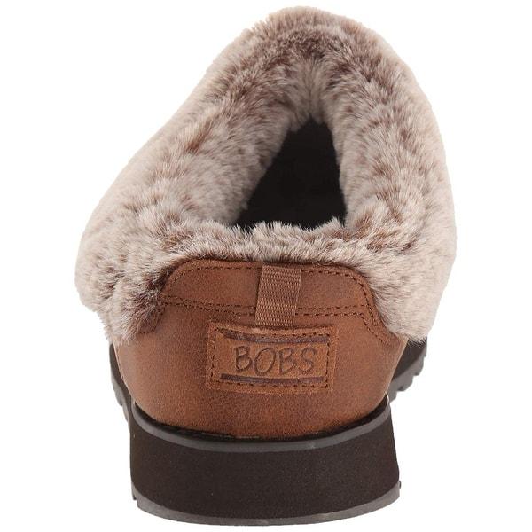 Pef tirar a la basura Genuino  Skechers BOBS Women's Keepsakes-R E M Faux Fur Lined Shootie with Memory  Foam... - Overstock - 25708029