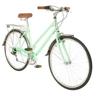 Vilano Women's Hybrid Bike 700c Retro City Commuter|https://ak1.ostkcdn.com/images/products/is/images/direct/ce2ad85d5211ab37ae50545e778b9fd09def5cc9/Vilano-Women%27s-Hybrid-Bike-700c-Retro-City-Commuter.jpg?impolicy=medium