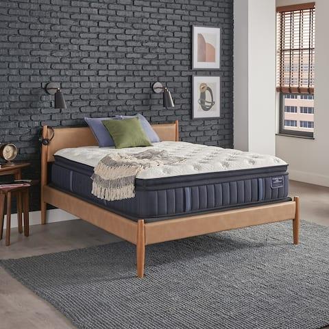 Stearns & Foster Estate 15-inch Euro Pillowtop Mattress