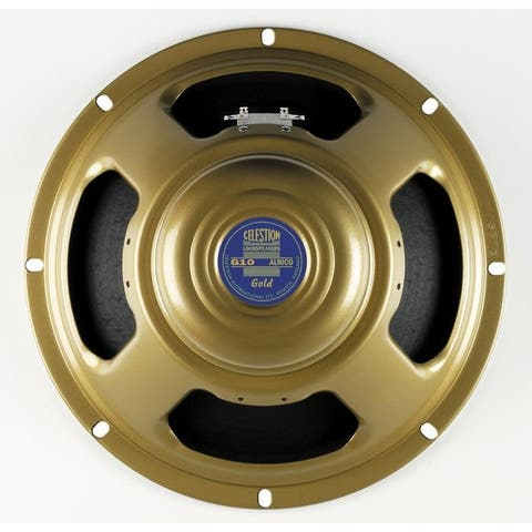 40W G10 Gold 10-In 8 Ohm Guitar Speaker