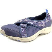 Easy Spirit Wayanna Women  Round Toe Canvas  Mary Janes