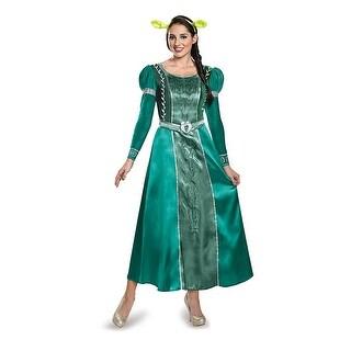 Fiona Deluxe Costume Adult Costume - Green