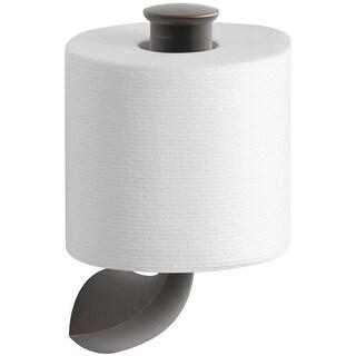 Kohler K-37056 Alteo Single Post Vertical Toilet Paper Holder