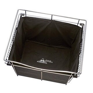 Rev A Shelf 30In.W X 14In.D X 18In.H Wire Pull-Out Baskets With