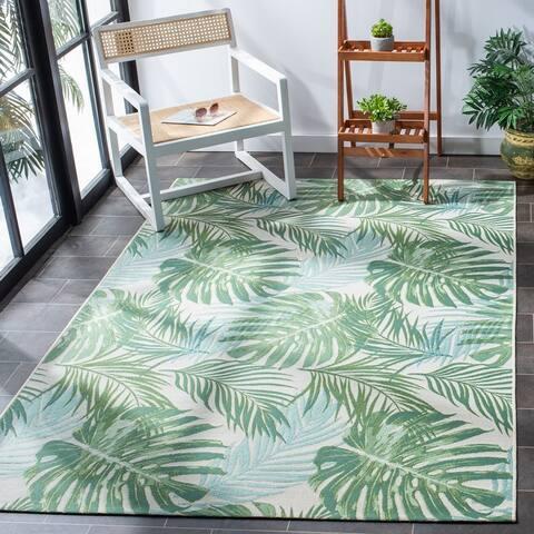 Safavieh Barbados Asimina Tropical Indoor/ Outdoor Rug