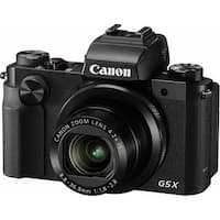 Canon PowerShot G5 X Digital Camera (International Model)