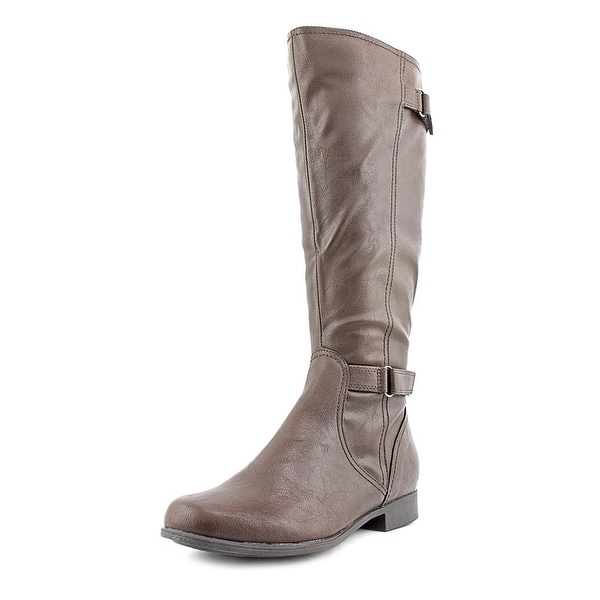 Hush Puppies Motive_16Bt Womens Dark Brown Boots